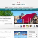 Start der neuen Internetseite