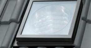 Funktionsweise eines VELUX Tageslicht-Spots