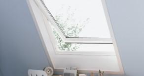 Velux GGU – das formschöne Kunststoff-Fenster
